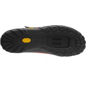 Giro Terraduro Mid Shoes Men vermillion/black
